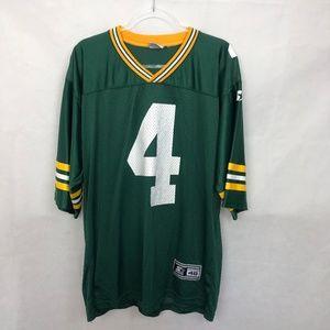 Vintage Starter Brett Favre Packers Jersey 48